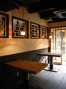 下京区・レストラン併用住宅9