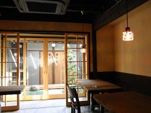 下京区・レストラン併用住宅11